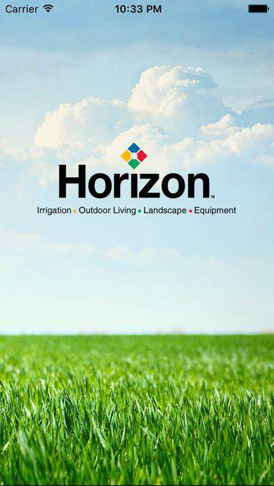 Horizon - Landscape Irrigation Pro iOS App Screenshot 1